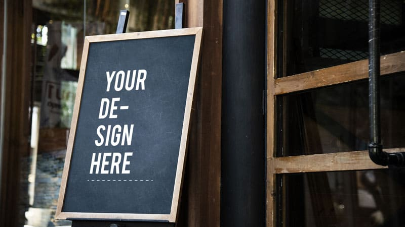 How Can Sandwich Signs Help Your Business?